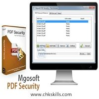 Mgosoft-PDF-Security