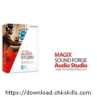 MAGIX-Sound-Forge-Audio-Studio